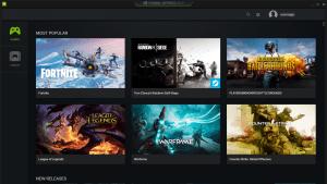 Приложение GeForce Now для Mac