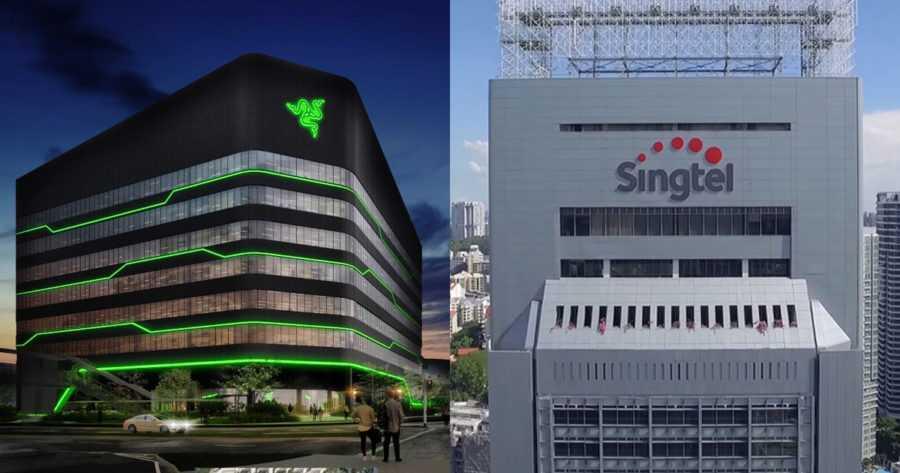 Razer и Singtel запустят клаудгейминг в Сингапуре