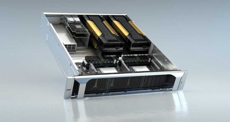 NVIDIA представила новую платформу для сетей 5G