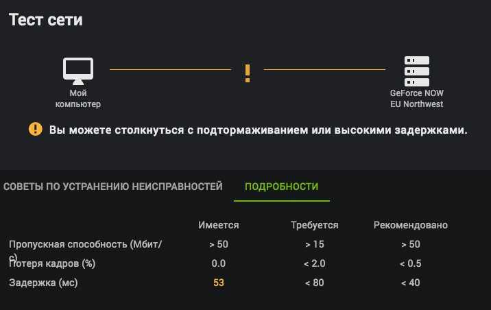 Тестирование и обзор сервиса GFN.ru