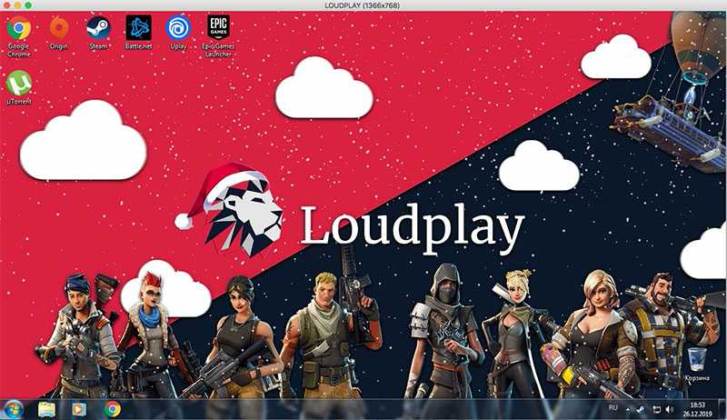 Обзор и тестирование облачного сервиса Loudplay