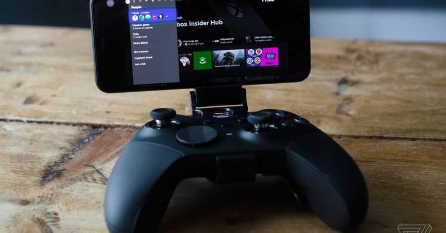 Как стримить игры с Xbox через Xbox Console Streaming