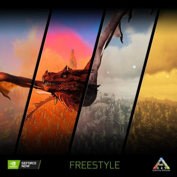 GeForce Now включила поддержку NVIDIA Freestyle