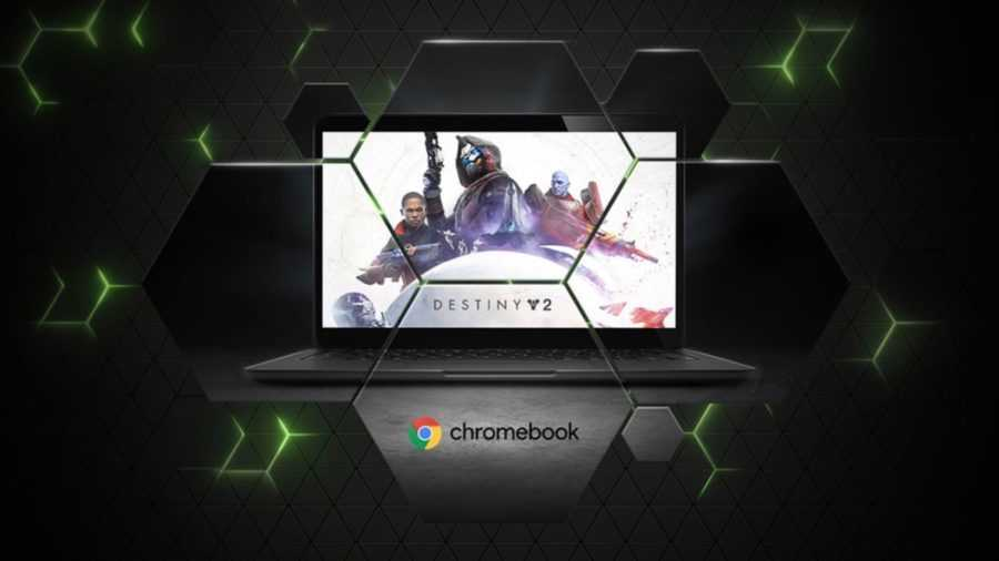 GeForce Now теперь запускается и на Chromebook