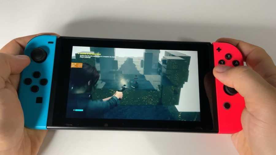 На Nintendo Switch можно поиграть в облачную версию Control