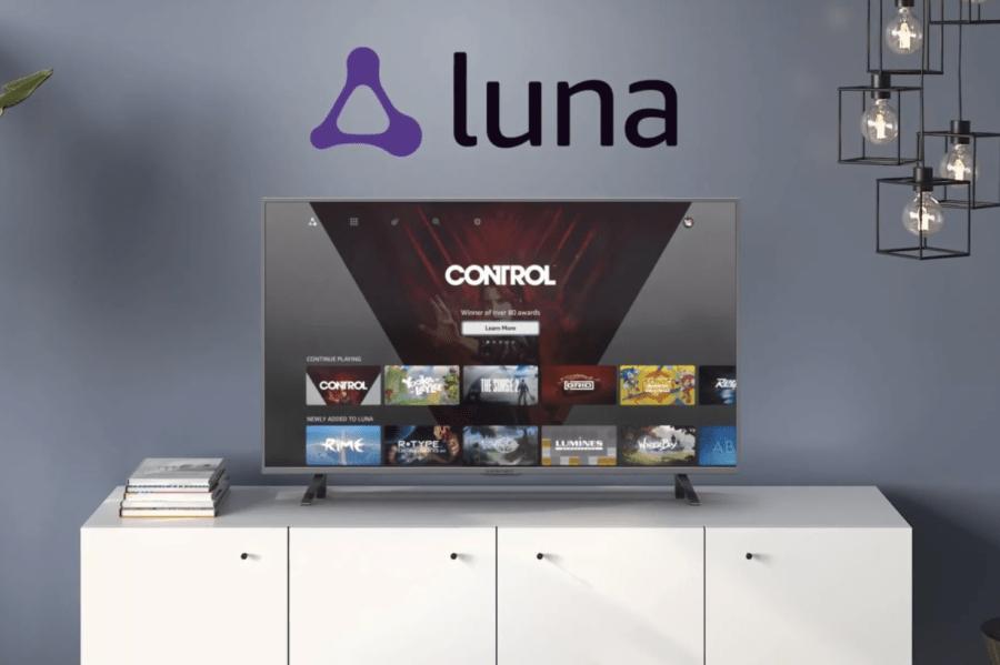 Amazon Luna можно запустить на Android