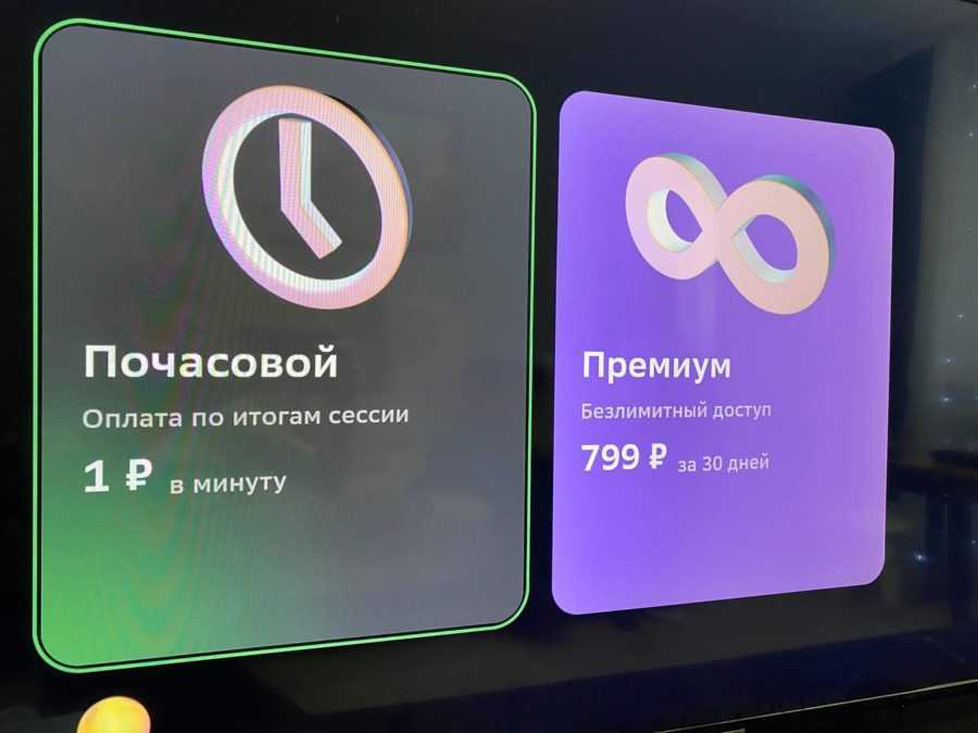 тарифы SberPlay