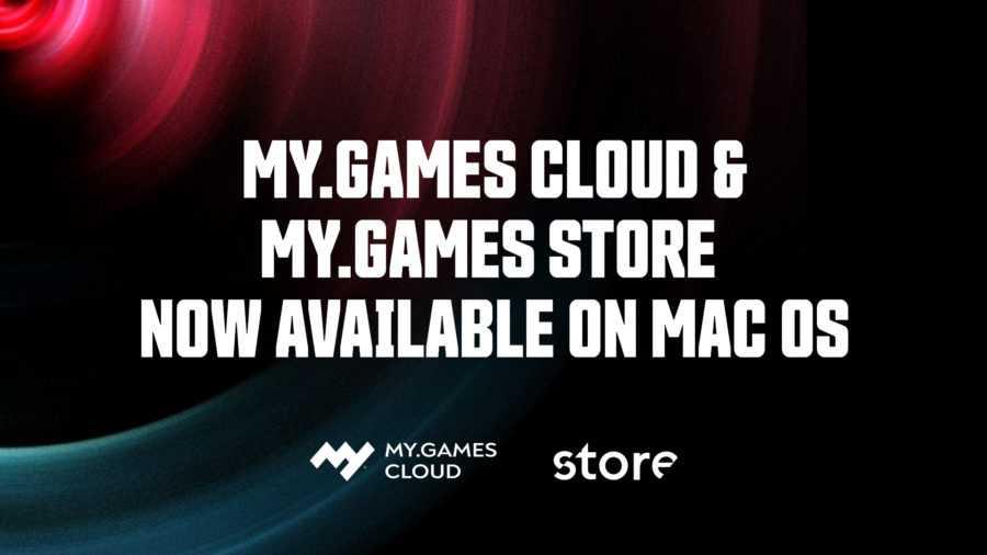 My.Games Cloud теперь доступен и для Mac OS